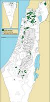 Arab speaking localities in Israel