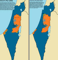 Two ways to swap lands in a Two State Solution