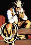 Cowboy by leoquerpaz