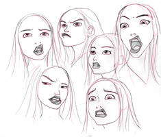 Expression Studies by mikewinn