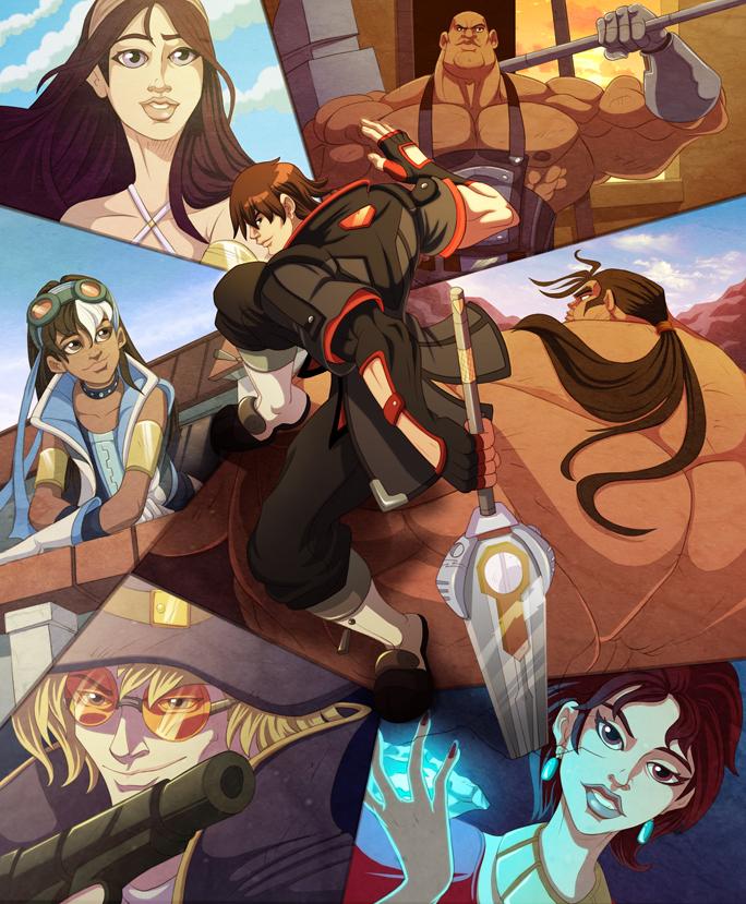 ARMSmasters - Kickstarter by mikewinn
