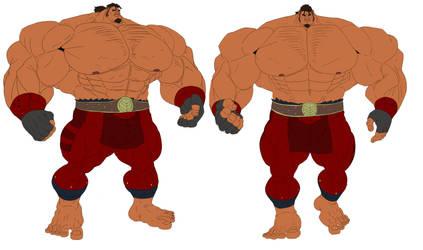 ARMS - Kongou Revised