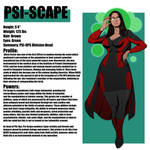AEGIS SECTOR - PSI-SCAPE by mikewinn