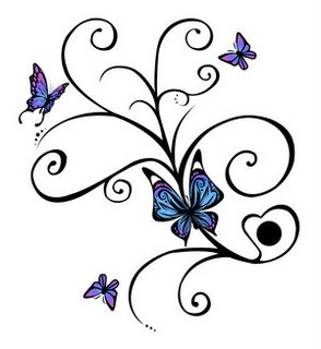 Free Printable Butterfly Stencils - Yahoo! Voices - voices.yahoo.com