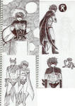 Robin sketch by 1Kasumi