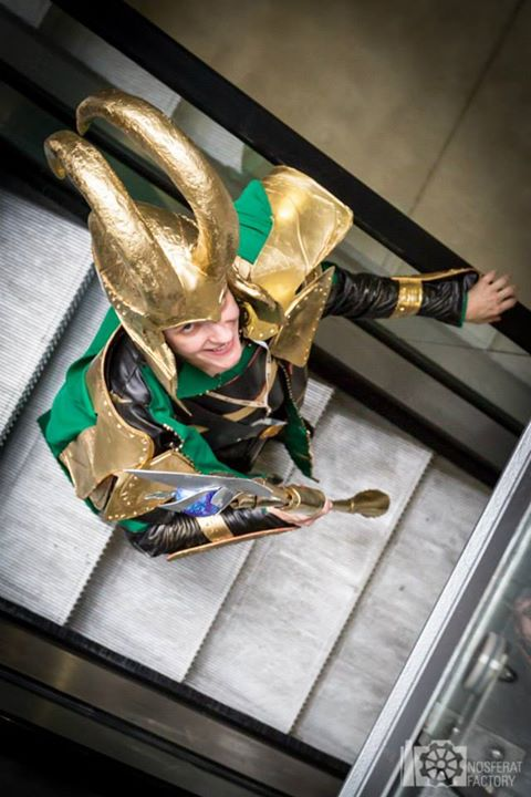 Loki by 1Kasumi