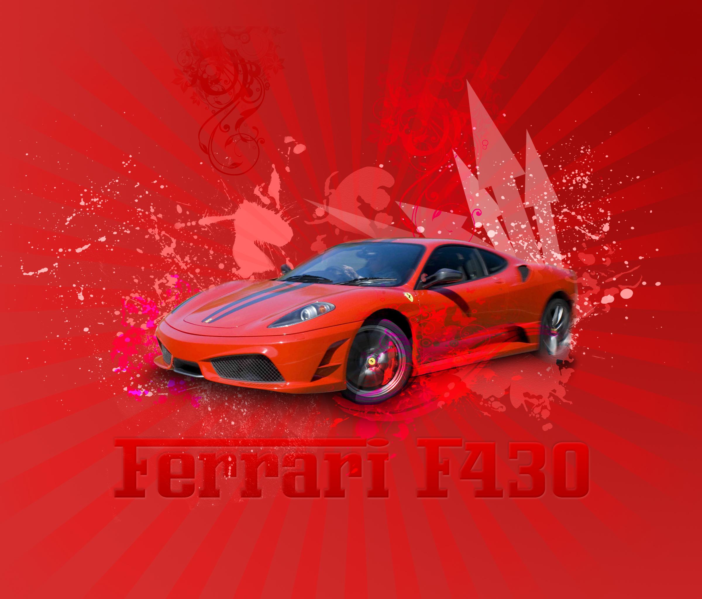 Ferrari F430: Ferrari F430 Wallpaper By MitakoBG On DeviantART