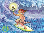 Welcome To Kuta City by putuebo