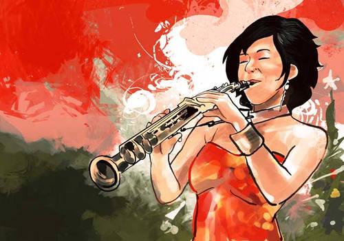 Chika Asamoto by putuebo