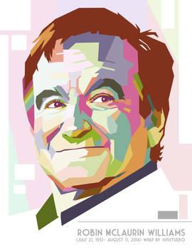 Robin Williams in WPAP