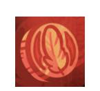 Rose Gold Plume Coin by Plumeria-Compendium
