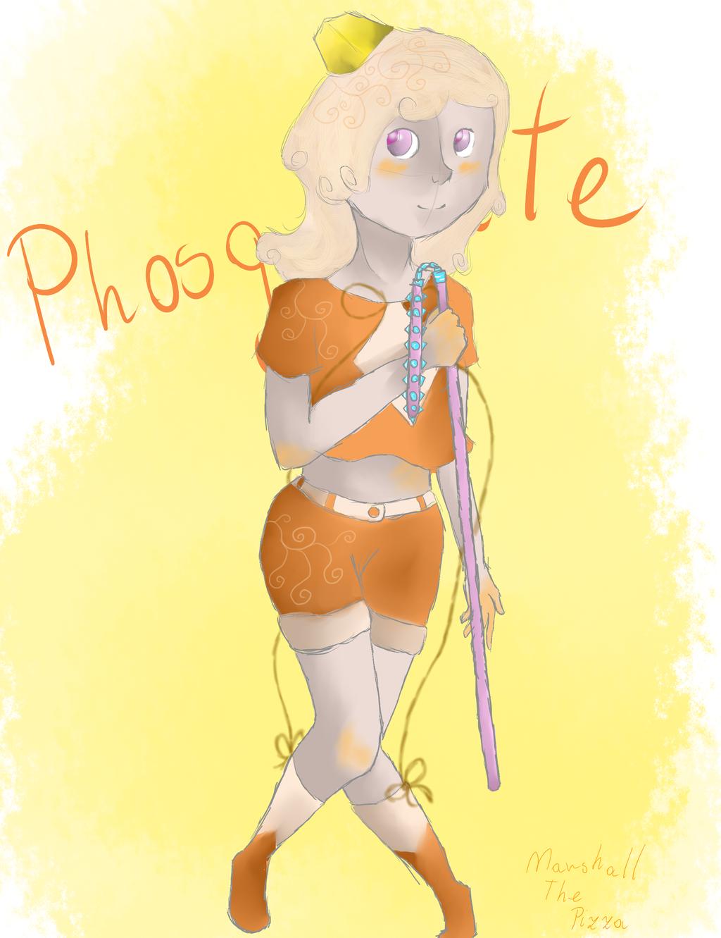 Phosgenite by MarshallThePizza