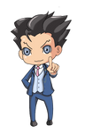 Phoenix Wright - Guess who is back