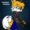 Darker Mobius: Miles Prower by Fwuffy-Dave