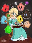 Rosalina's Storytime (Super Mario Galaxy)