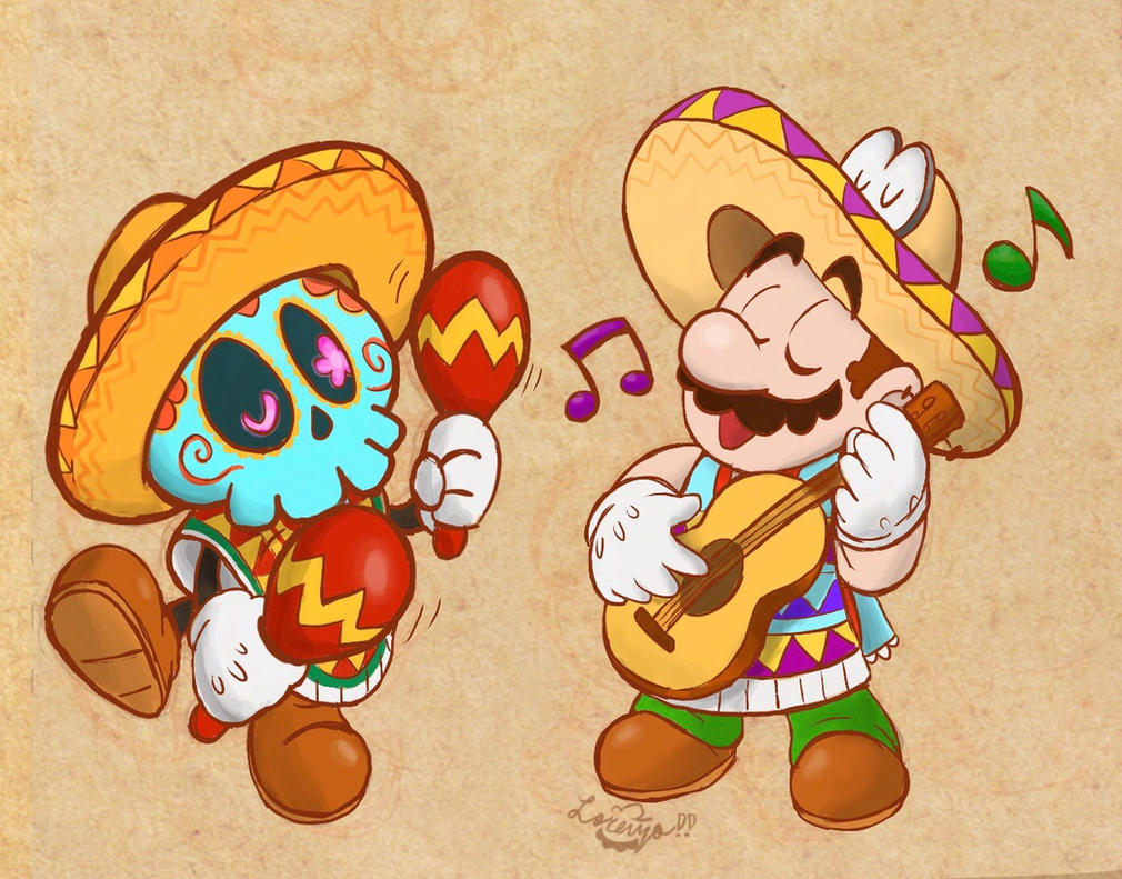 World Of (New) Nintendo (3DS XL) Mariachi_mario____super_mario_odyssey__by_lorenzomendoza-dbnisp4