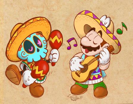 Mariachi Mario!! (Super Mario Odyssey)