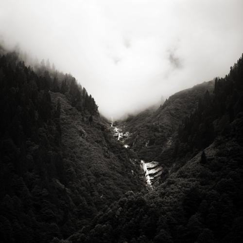 waterfall by selimselimoglu