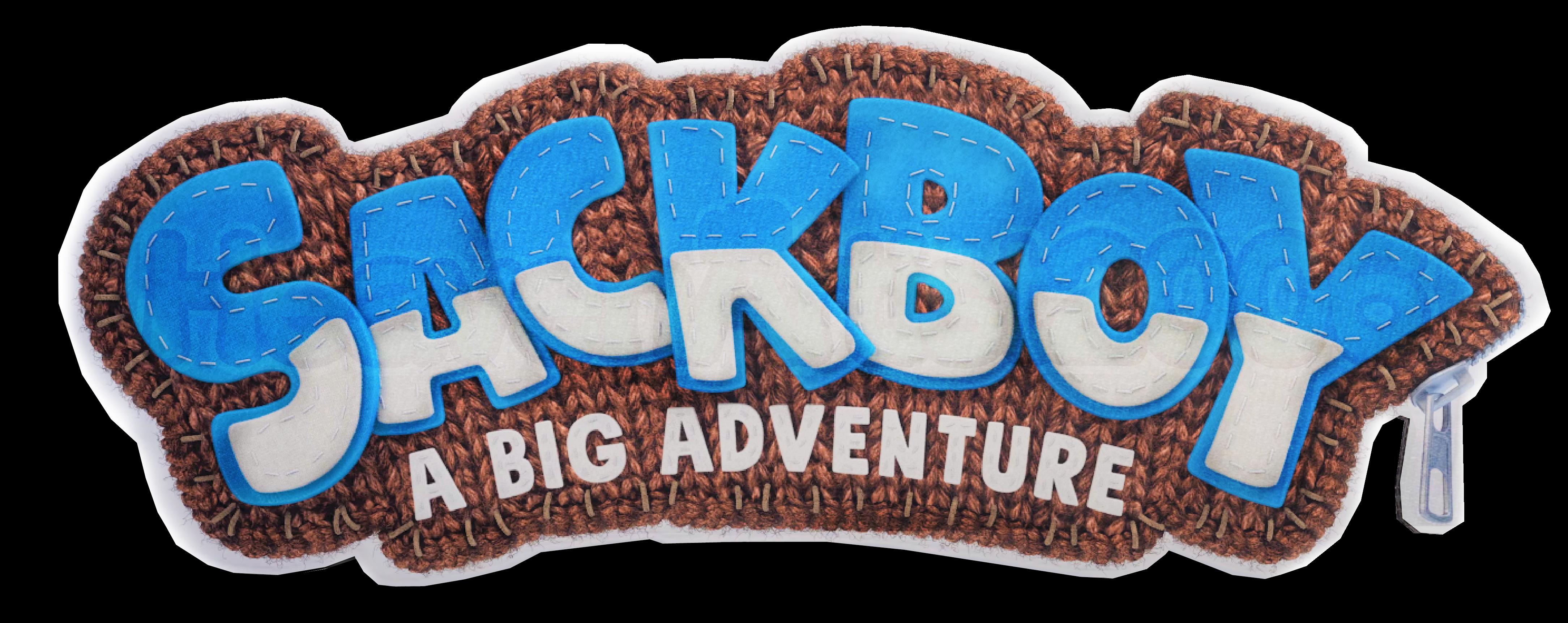 SackBoy: A Big Adventure. Beta Logo by heavenartist2006 on DeviantArt