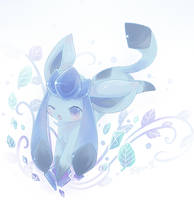 glaceon... by Effier-sxy