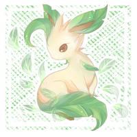 .leafeon by Effier-sxy