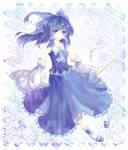 .Blue Reimu