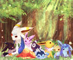 EONs and EEvEE COMMISSION