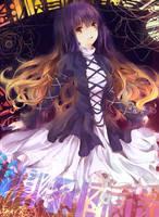 Hijiri Byakuren by Effier-sxy