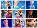 Disney Frozen Icons