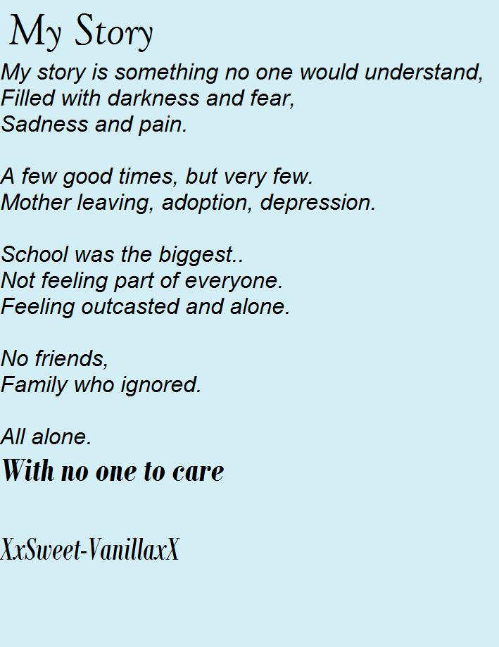 Alone by XxStrawberry-RosexX