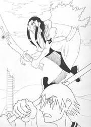 Sasurai and Raiku