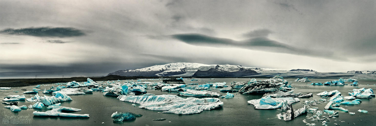 Iceland - #2 - Jokulsarlon by filth666