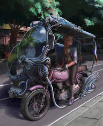 Tricycle Reader