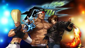 KOF XIII: Japan Team
