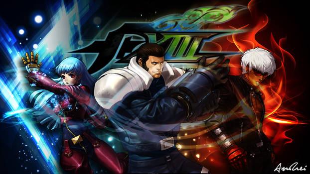 KOF XIII: K' Team