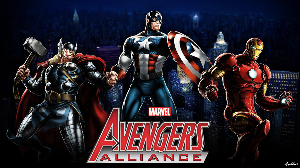 gallery marvel avengers wallpapers. Black Bedroom Furniture Sets. Home Design Ideas