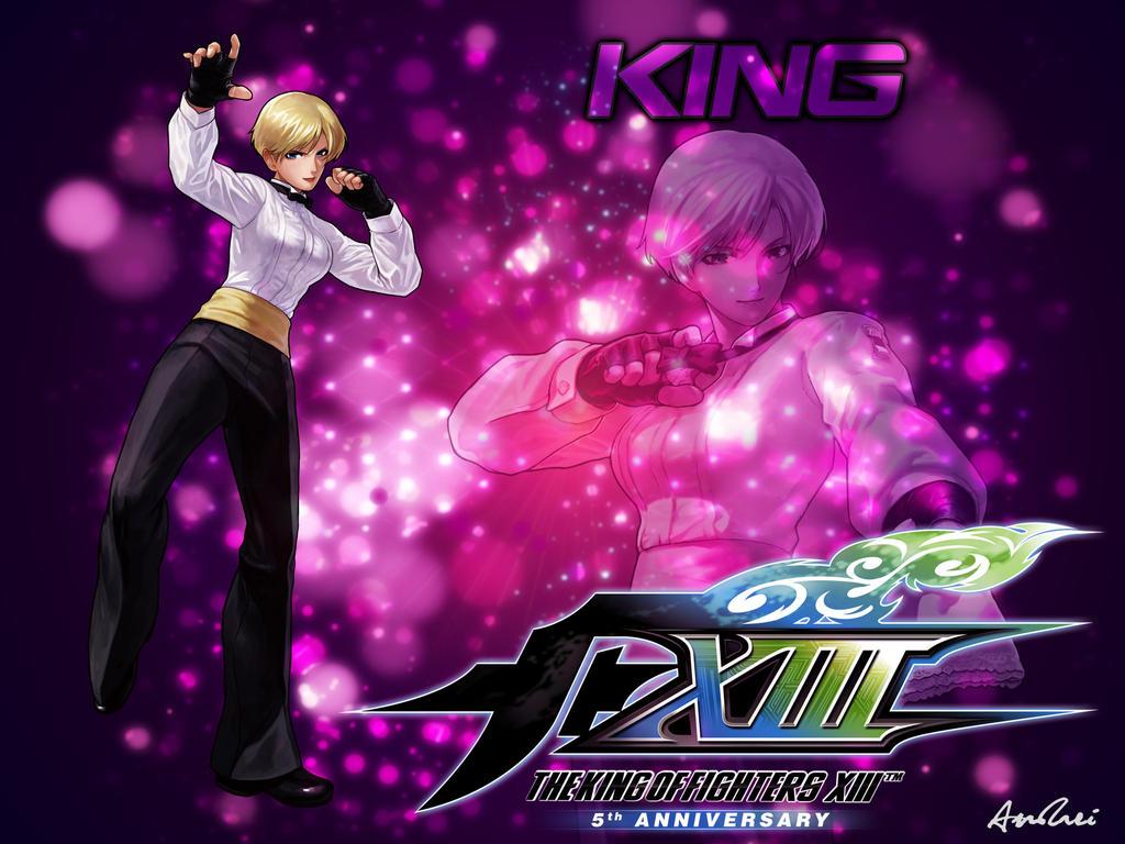 the king of fighters xiii: kingaioriandrei on deviantart