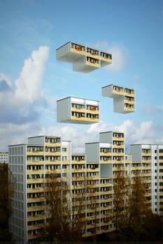 BERLIN BLOCK TETRIS ...