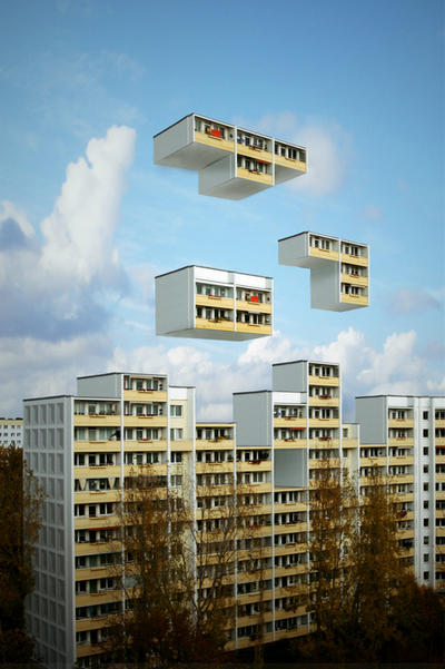 BERLIN BLOCK TETRIS ... by segtec