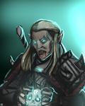 Exuhar, the Ayleid necromancer