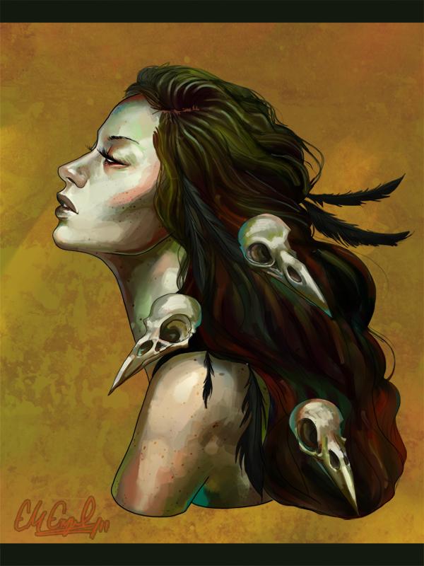 The Crow Queen by emengel