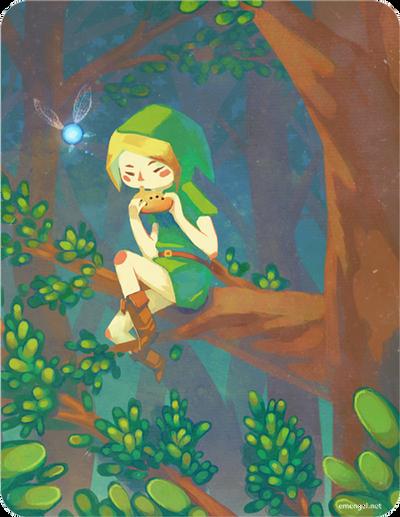 Ocarina of Time by emengel
