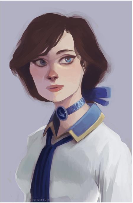 Elizabeth by emengel
