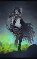 The Banshee Queen by emengel