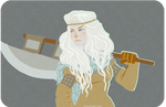 A Viking Lady