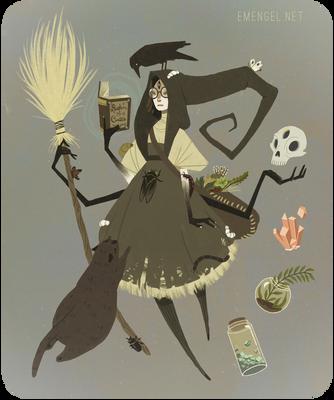 Witchsona by emengel