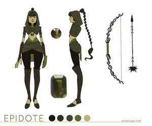 Epidote Redesign by emengel