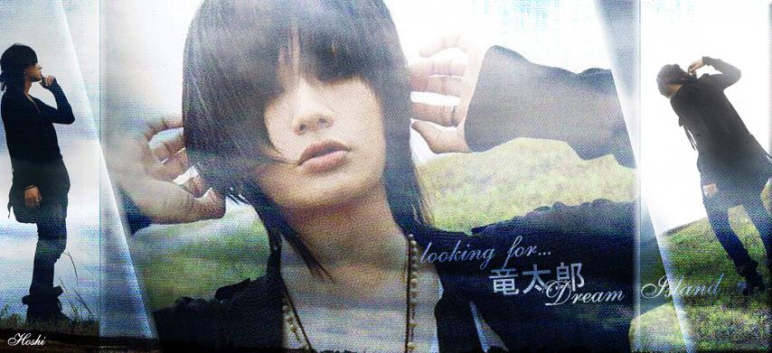 Ryutaro-Yume no Shima by Orihime-Hoshi