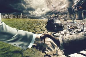 Apocalypse by ZedLord-Art