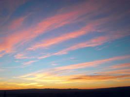 dreamy sunrise by ZedLord-Art